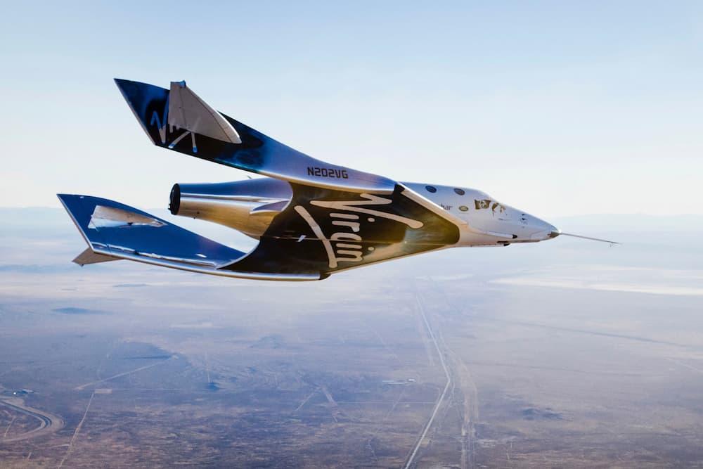 Космоплан Virgin Galactic успішно здійснив новий суборбітальний політ