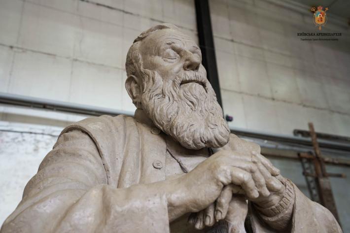 У Вінниці відкриють перший у світі пам'ятник кардиналу Любомиру Гузару