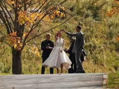 Дочка Білла Гейтса і мільйонер Найєл Нассар таємно одружилися на мусульманському весіллі