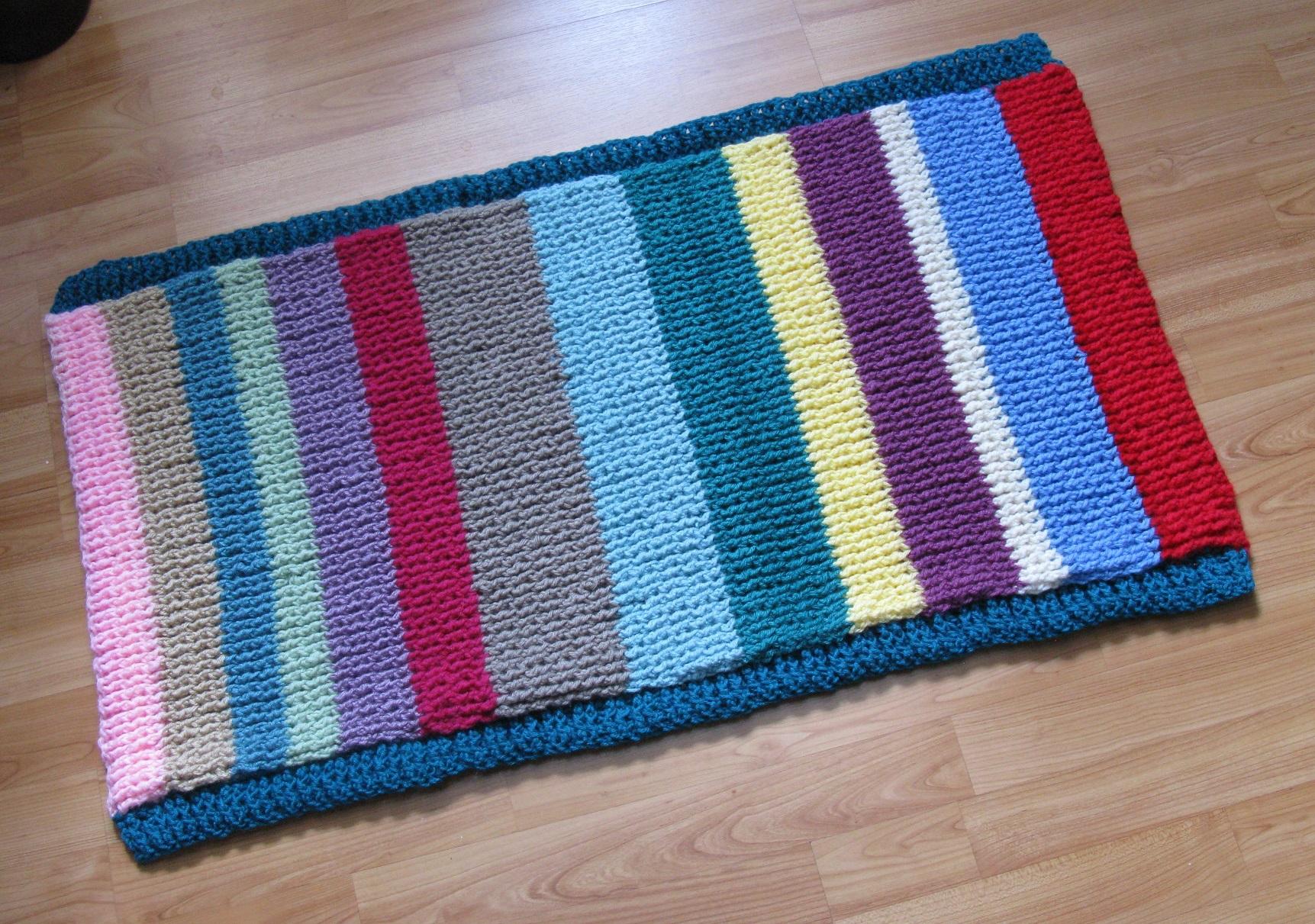 un tapis super moelleux et epais 3