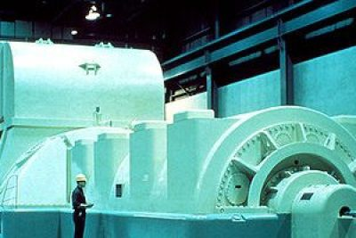 Steam-Turbine-Generator