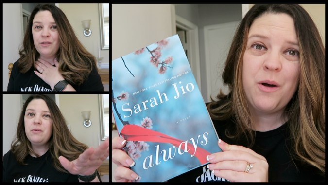 Always by Sarah Joi Book Review