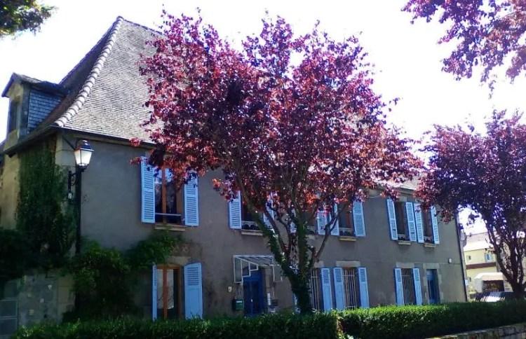 La maison d'hôtes, Felletin, Creuse