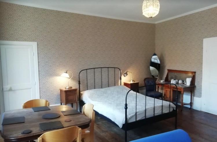 chambre, maison d'hôtes Felletin
