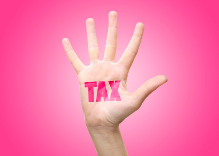 Image result for pink tax
