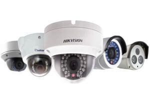 Hikvision Analog Camera Dubai