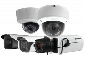 Hikvision IP Camera Dubai