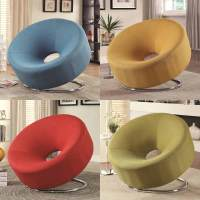 Modern Accent Living Room FUN Donut Shaped Chair Seating ...