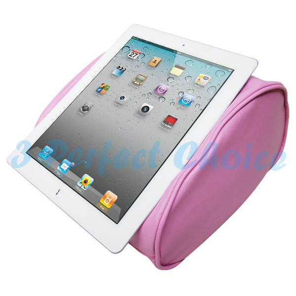 iPad Stand Wedge Lap Pillow Designed for Tablet Galaxy Tab