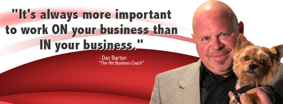 Dan J Barton | The Pet Business Coach