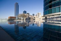 Dallas Hotel Pools Worth Cost Of Room 10