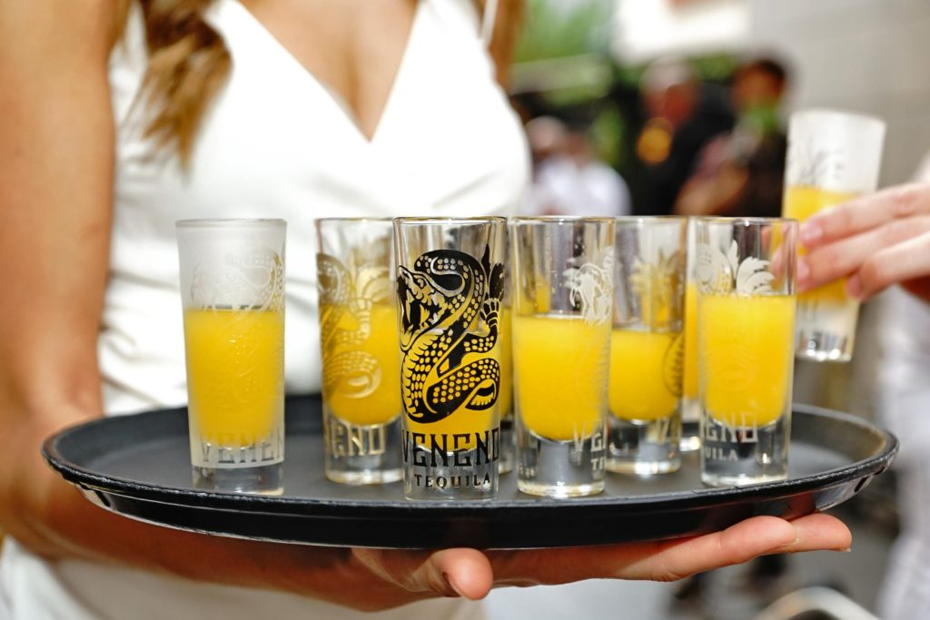 Electric Tequila Party in River Oaks District Shows Chic Houstonians Aren't Afraid to Have Fun   PaperCity Magazine