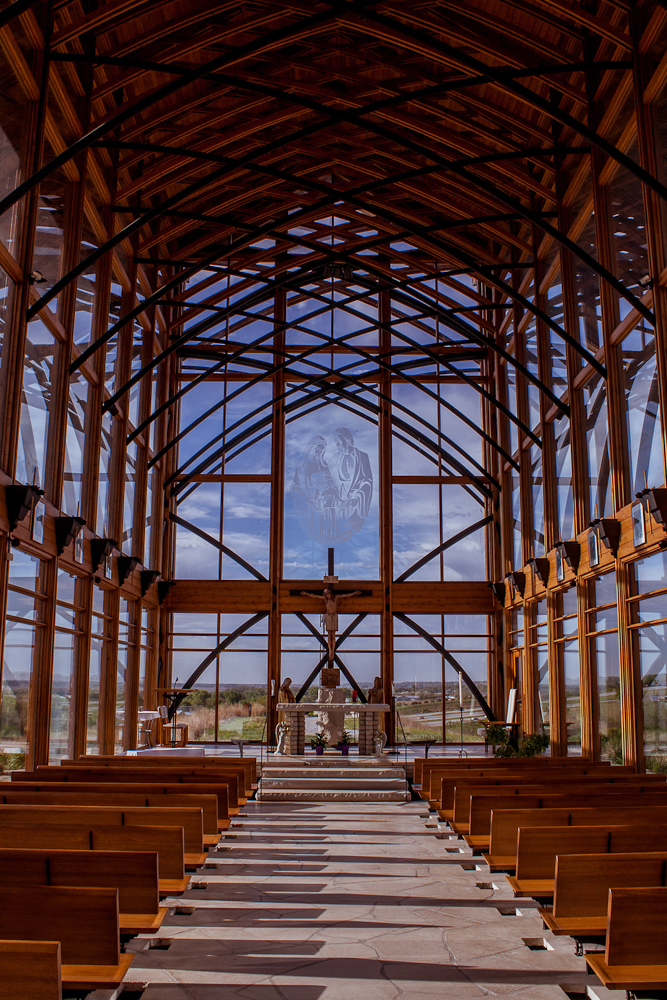 Holy Family Shrine in Nebraska