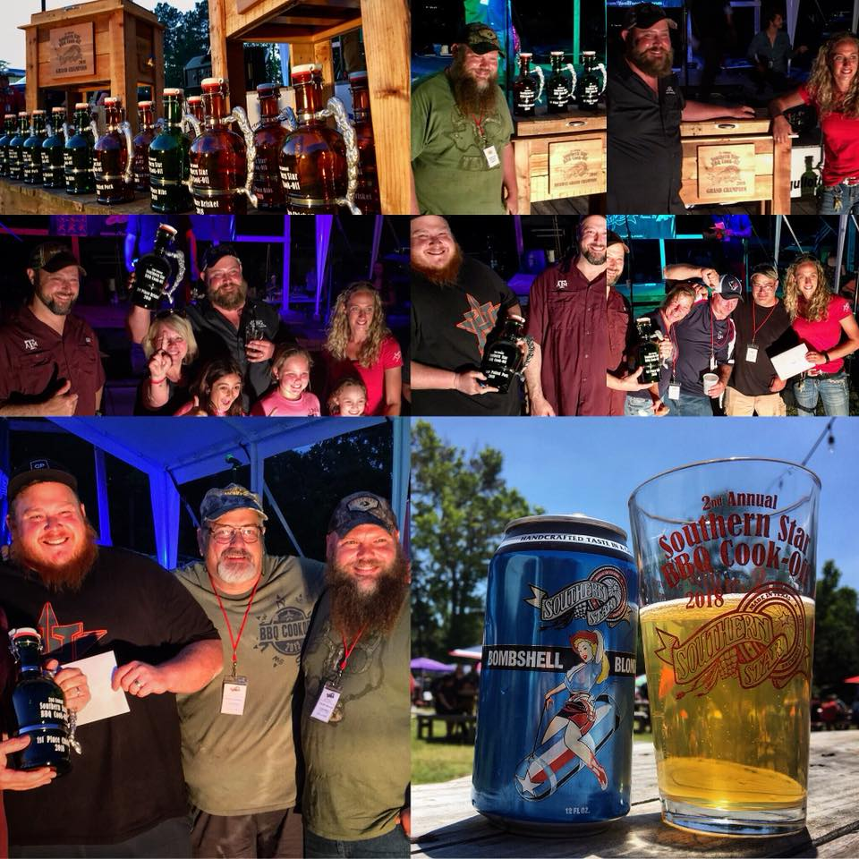 Read more about the article 3rd Coast Gets Brisket Win At Southern Star Brewing Barbecue Competition