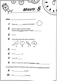worksheet. 5 Minute Math. Worksheet Fun Worksheet Study Site