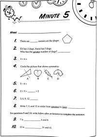 worksheet. 5 Minute Math. Worksheet Fun Worksheet Study Site
