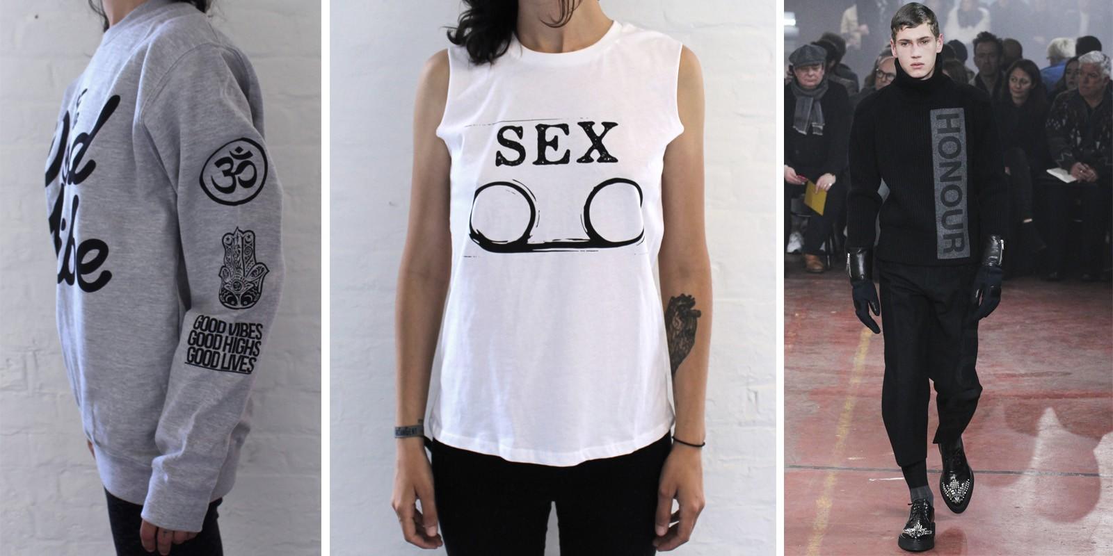 Top 5 AW15 T-shirt Trends