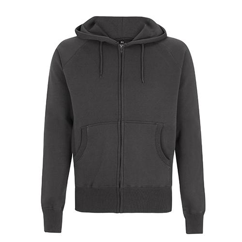 Charcoal Grey N51Z Hooded Top