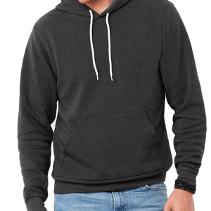 BE105 Bella + Canvas Unisex Pullover Hoodie