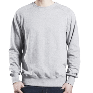 EP65 Continental Clothing Raglan Sweatshirt