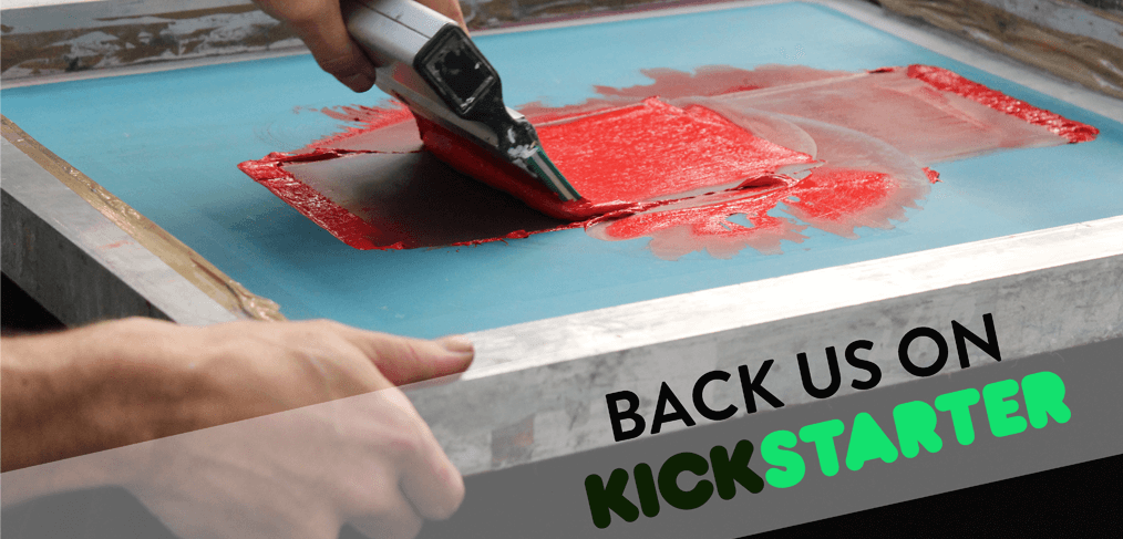 Our Kickstarter Has Launched