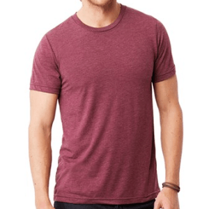 CV003 Bella Canvas Triblend Crew Neck T-shirt