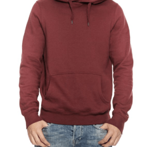 EP51P Continental Clothing Unsex Pullover Eco Hoodie
