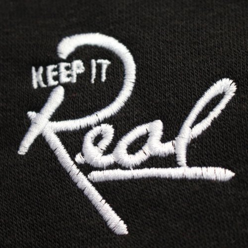 KEEP IT REAL EMBROIDERY
