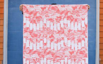 Striped Scallops Pattern Release