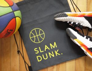 3rd Story Workshop, Basketball Bag
