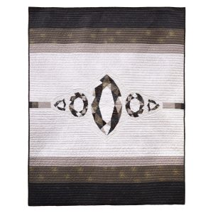 Patchwork Lab: Gemology, Andrea Tsang Jackson / Gemstone Quilt in Libs Elliott Fabric