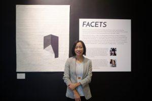 FOGO. Andrea Tsang Jackson. Facets exhibition with Libs Elliott, DesignTO 2020. Toronto.