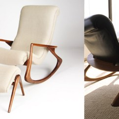 Vladimir Kagan Rocking Chair Louis 15 Armchair 3rings The Lovely Curavaceousness Of S Contour Rocker