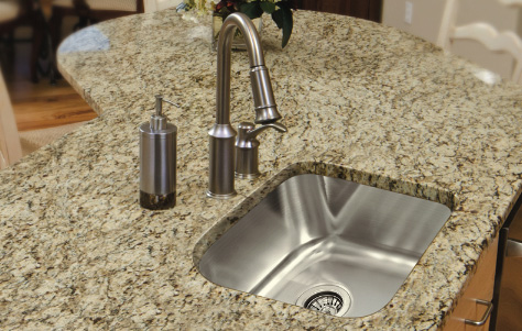 small kitchen sinks pendant lighting lowes 3rings the bowl line of by ukinox stainless steel sink from manufactured
