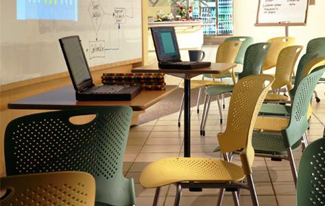 3rings  Herman Millers Caper Chair  3rings