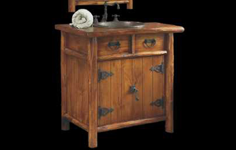 950 rustique farmhouse sink cabinet manufactured by the furniture guild
