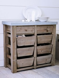 Free Standing Kitchen Storage Cabinets With Drawers
