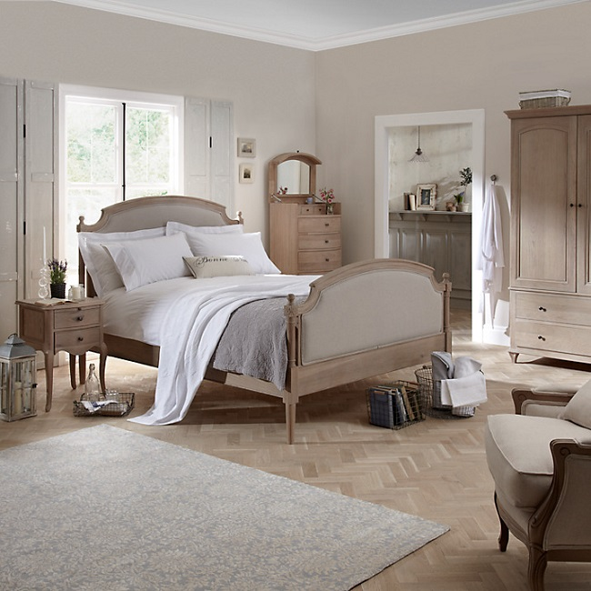 Romantic French Style Bedroom Ideas  Homegirl London