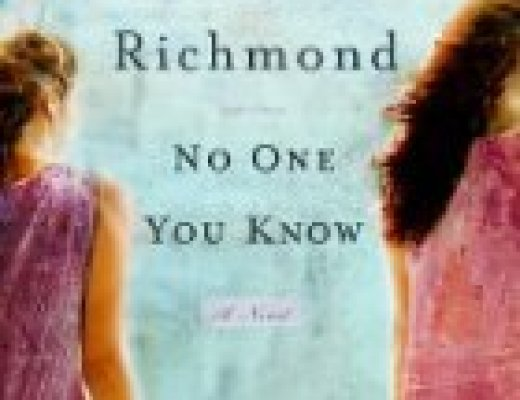"Book talk: ""No One You Know,"" by Michelle Richmond"