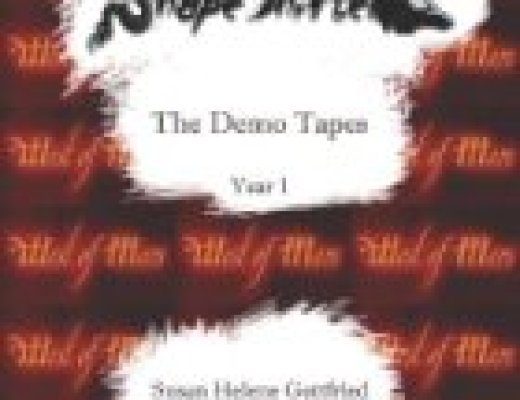 """Thursday Book Talk: """"ShapeShifter: The Demo Tapes – Year 1"""""""