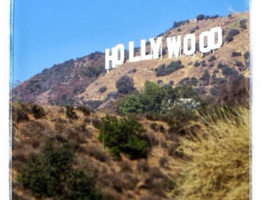 Sign of a Tourist: Or, A Day in Hollywood