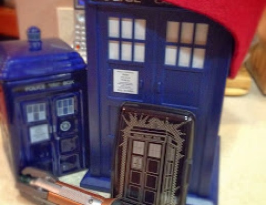 A Fan(girl)'s Notes: DOCTOR WHO, Part 1 of 2–A Brief Personal History of Time (Lord)