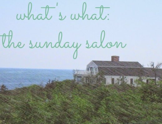 What's What in the Sunday Salon: The Disappearing Blogger