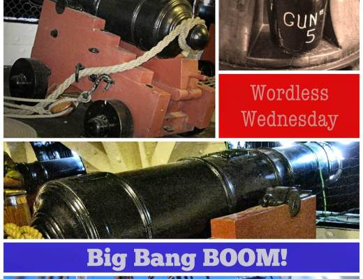 Big Bang BOOM! (Wordless Wednesday)