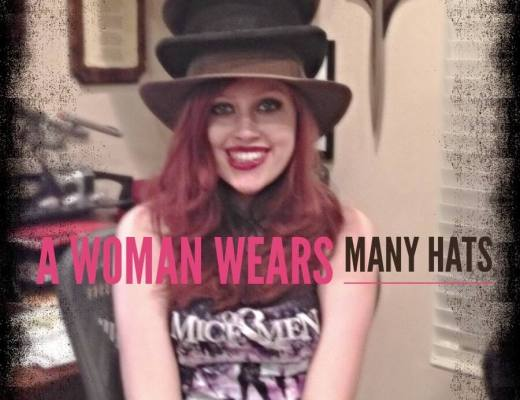#WordlessWednesday: She Wears Many Hats