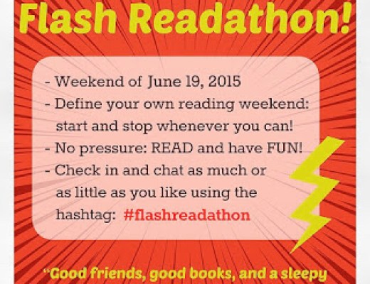 Sunday Slowdown, June 21: Picturing Bookish Thoughts