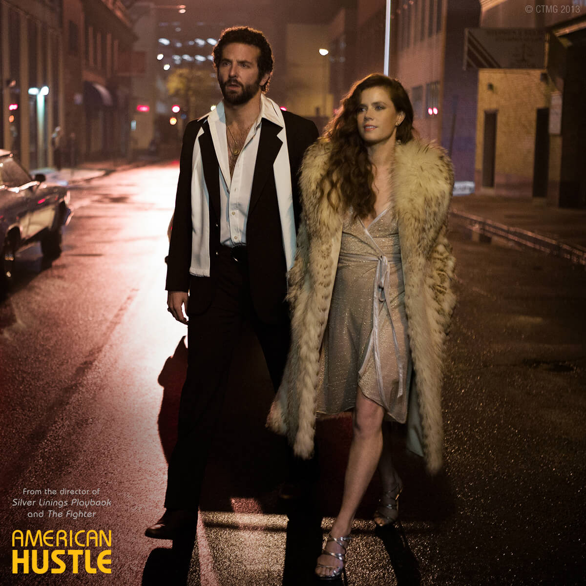 At the Movies: AMERICAN HUSTLE