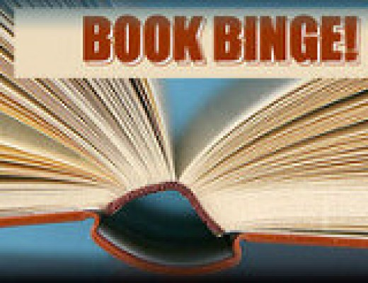 Book events – Binges, Festivals and Carnivals