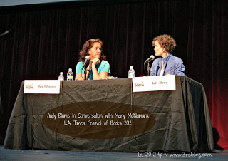 At the Festival of Books: A Conversation with Judy Blume