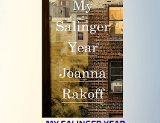 (Audio)Book Talk: MY SALINGER YEAR by Joanna Rakoff (read by the author)